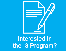 Interested in the I3 Program