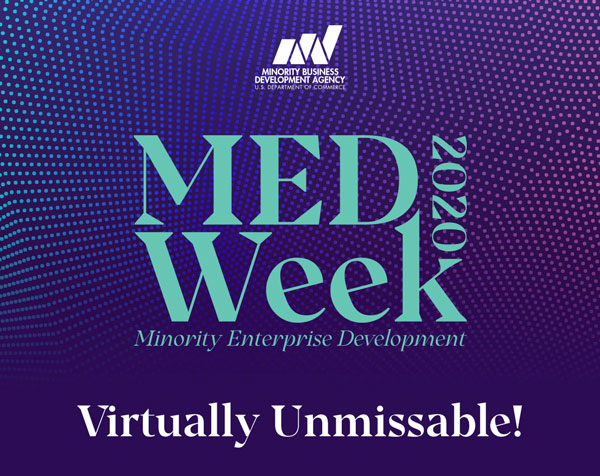 MED Week 2020 Virtually Unmissable